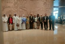 صورة توقيع مذكرة تفاهم للتعاون المشترك بين الاتحاد العربي للتنمية الاجتماعية والمجلس العالمي للتسامح