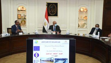 صورة وزير الإسكان يتابع استعدادات أجهزة المدن الجديدة لمواجهة مخاطر التقلبات الجوية والأمطار الشديدة