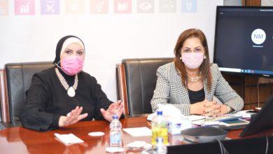 """صورة وزيرتا التخطيط والصناعة تعقدان اجتماعًا تنسيقيًا لمناقشة آليات تنفيذ محور التنمية الاقتصادية بالمبادرة الرئاسية """"حياة كريمة"""