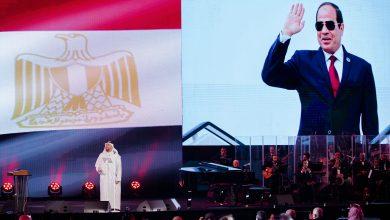 صورة حسين الجسمي: اليوم المشاعر حاجة تانية متتوصفش بكلام لأننا بنتشرك في حب مصر