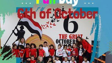 """صورة مدارس """" كابريول"""" """" أسباير """" تحتفل بنصر أكتوبر باطلاق منظومة تعليمية بأحدث الآليات التكنولوجية"""
