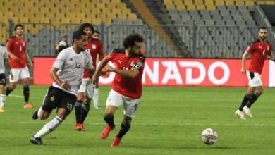 صورة بالفيديو مصر تتصدر المجموعة ب 10 نقاط بعد الفوز علي ليبيا 0/3